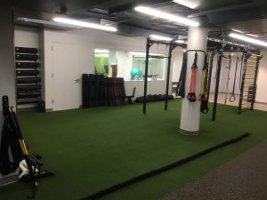 Midtown West Training Area